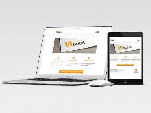 Asesoria Botet Web