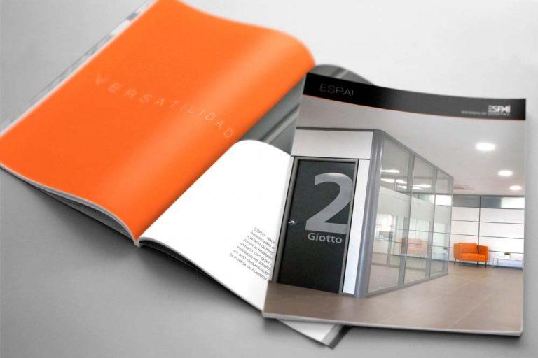 catálogo producto espai
