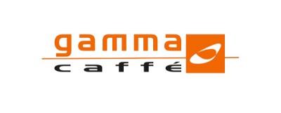 gamma caffe logotipo gobarestudio
