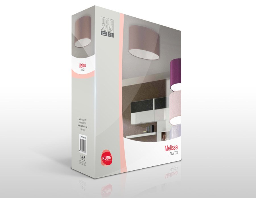 Kube Iluminación Packaging