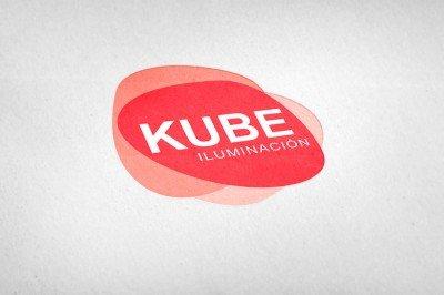 logo kube iluminacion