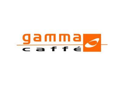 Logotipo Gamma Caffé