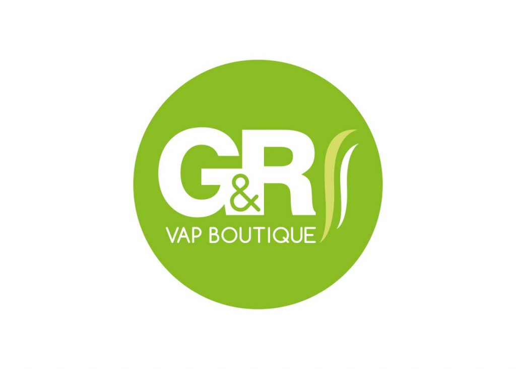 Logotipo GR Vap Boutique