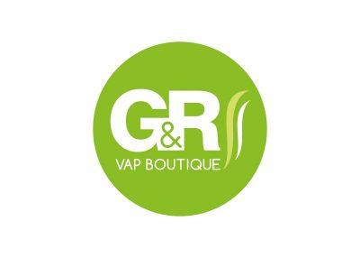 Logotipo GR Vap Boutique