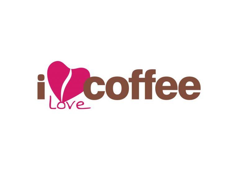 Logotipo Ilovecoffee