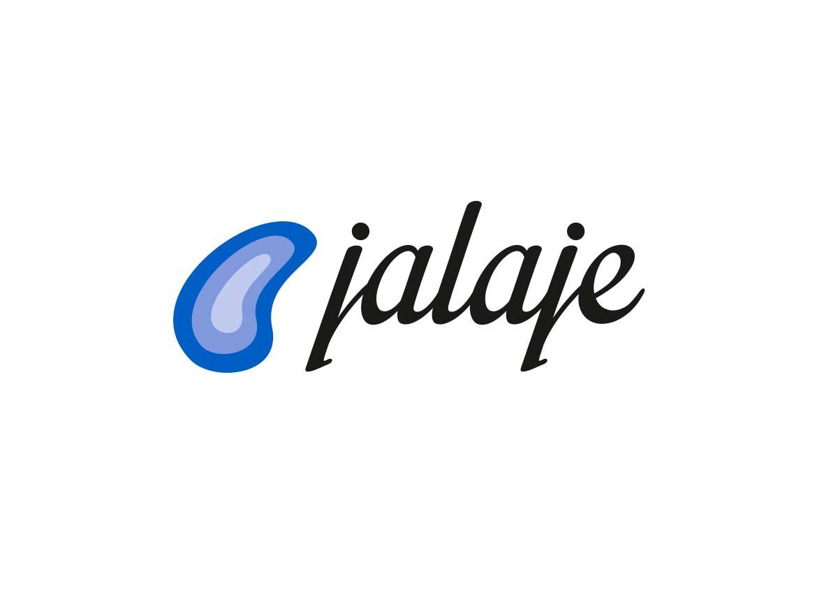 Logotipo Jalaje Piscinas