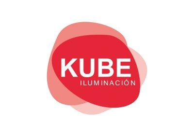 Logotipo Kube Iluminación