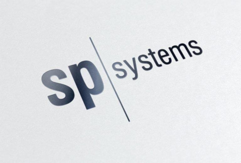 Identidad corporativa SP Sytems