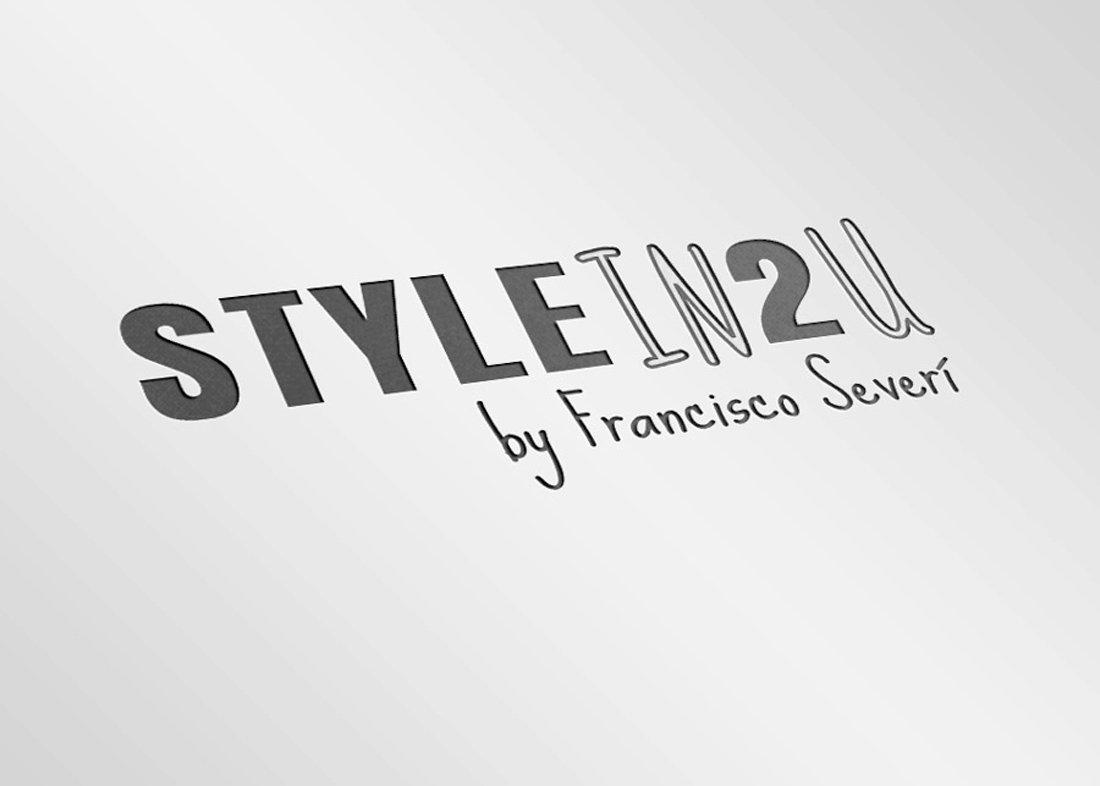 logotipo stylein2U francisco severi