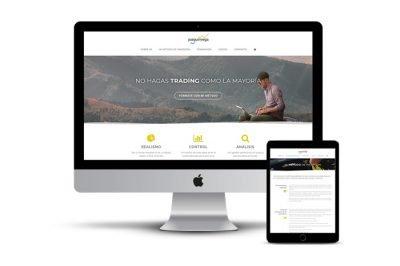Página web Joaquín Vega